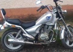 Закарпатські патрульні зупинили п'яного мотоцикліста без захисного шолома